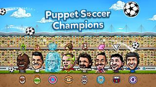 Puppet Soccer Champions 2014 скриншот 2