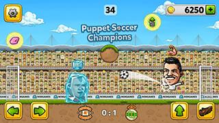 Puppet Soccer Champions 2014 скриншот 4