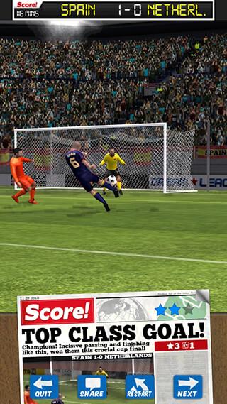 Score: World Goals скриншот 1
