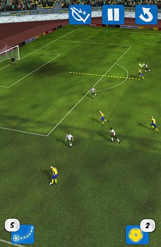 Score: World Goals скриншот 3