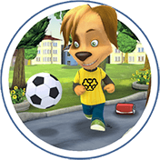Pooches: Street Soccer иконка
