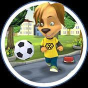 Pooches: Street Soccer иконка