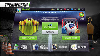 Top Eleven: Be a Soccer Manager скриншот 1