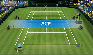 3D Tennis скриншот 2