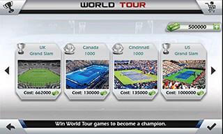 3D Tennis скриншот 4