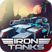 Iron Tanks: Online Battle иконка