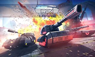 Iron Tanks: Online Battle скриншот 1