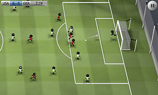 Stickman: Soccer скриншот 1