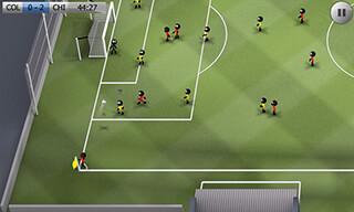 Stickman: Soccer скриншот 2