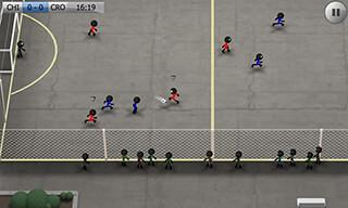 Stickman: Soccer скриншот 3
