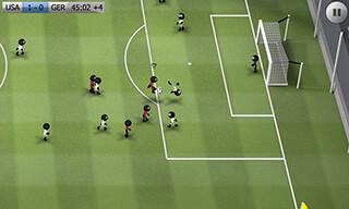 Stickman: Soccer скриншот 4