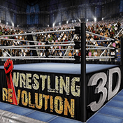 Wrestling Revolution 3D иконка