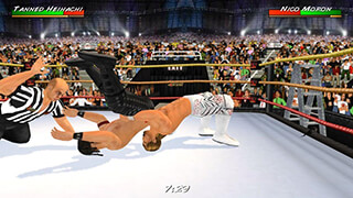 Wrestling Revolution 3D скриншот 2