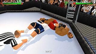 Wrestling Revolution 3D скриншот 3