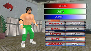 Wrestling Revolution 3D скриншот 4