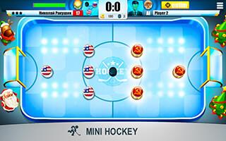 Mini Hockey: Stars скриншот 1