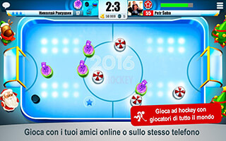 Mini Hockey: Stars скриншот 2