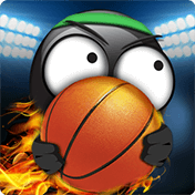 Stickman Basketball иконка