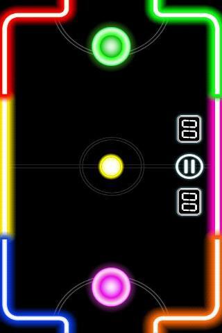Air Hockey Deluxe скриншот 2