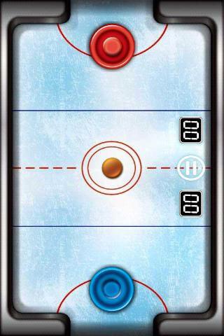 Air Hockey Deluxe скриншот 3