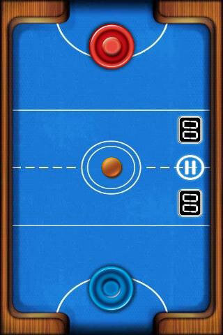 Air Hockey Deluxe скриншот 4