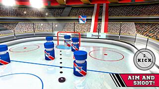 Pin Hockey: Ice Arena скриншот 1