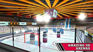 Pin Hockey: Ice Arena скриншот 2
