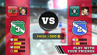 Pin Hockey: Ice Arena скриншот 4