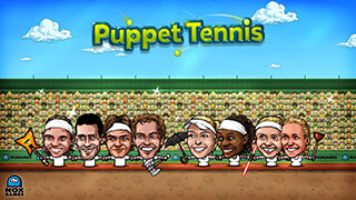 Puppet Tennis: Forehand Topspin скриншот 1