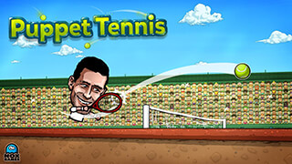Puppet Tennis: Forehand Topspin скриншот 2