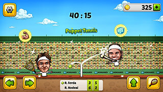 Puppet Tennis: Forehand Topspin скриншот 3