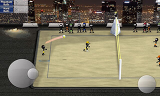 Stickman: Volleyball скриншот 4