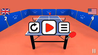 Table Tennis 3D скриншот 4