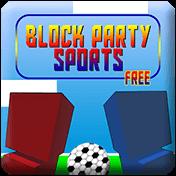 Block Party Sports FREE иконка