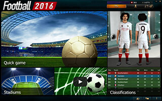 Soccer 2016 скриншот 2
