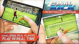 Final Kick скриншот 1