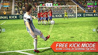 Final Kick скриншот 2