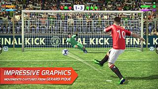 Final Kick скриншот 3