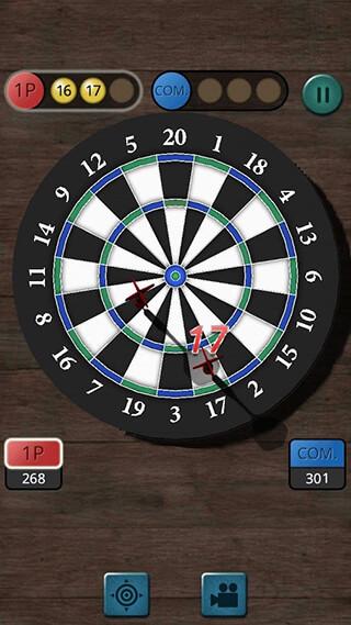 Darts King скриншот 1