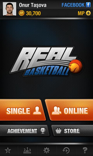 Real Basketball скриншот 2