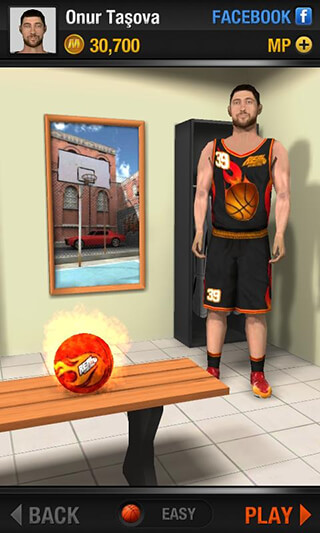 Real Basketball скриншот 4