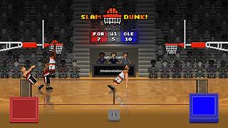 Bouncy Basketball скриншот 1