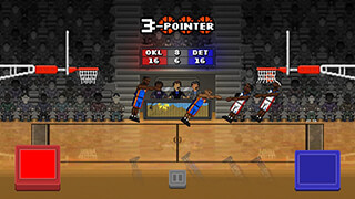 Bouncy Basketball скриншот 4