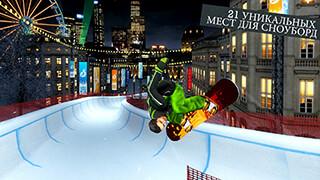 Snowboard Party 2 Lite скриншот 1