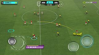 Soccer 2016 скриншот 1