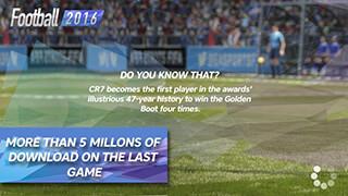 Dream League: Soccer 2016 скриншот 1