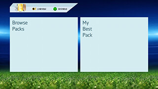 FUT Pack Simulator скриншот 1