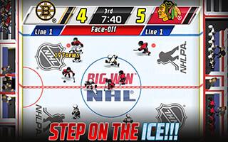 Big Win NHL Hockey скриншот 2
