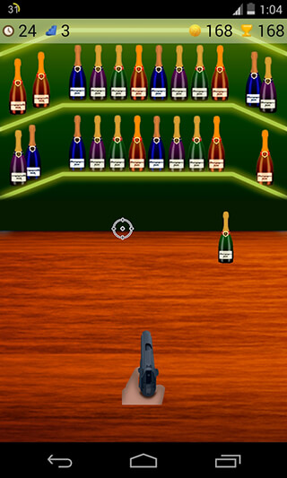 Bottle Shoot Game скриншот 4