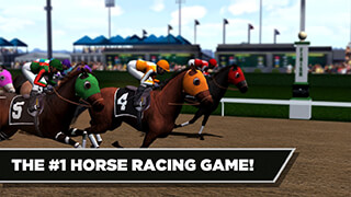 Photo Finish: Horse Racing скриншот 1